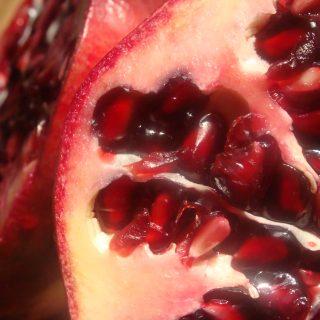 Pomegranate Yogurt Smoothie