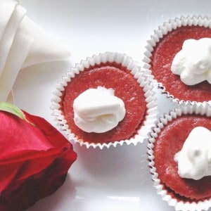 World Nutella Day: Mini Nutella Cheesecakes