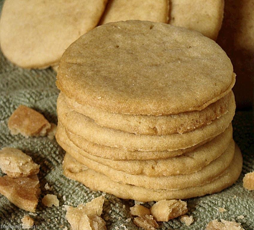 Honey Ginger Cookies