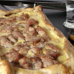 Пастрмајлија – Macedonian Pizza