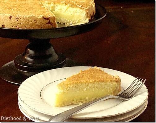 torteau de chevre