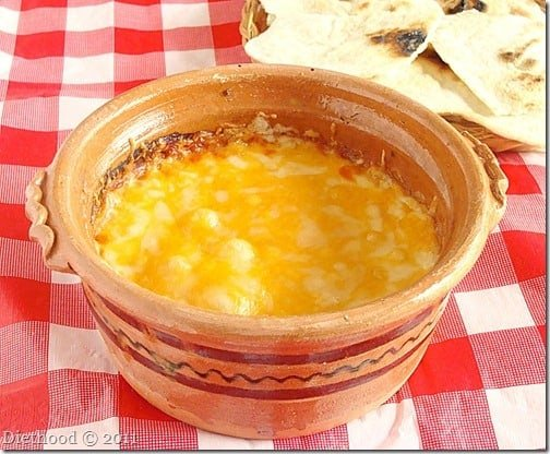 DSC03187 thumb Oven Baked Feta Cheese Dip
