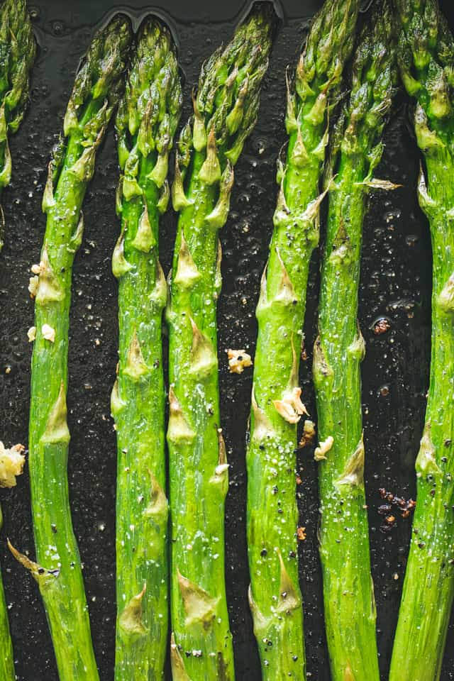 Easy Oven Roasted Asparagus Recipe