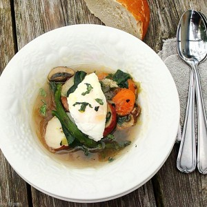 French Fridays with Dorie: Warm-Weather Vegetable Pot-Au-Feu