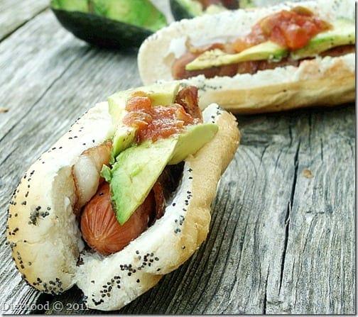 Bacon Wrapped Hot Dog Recipe