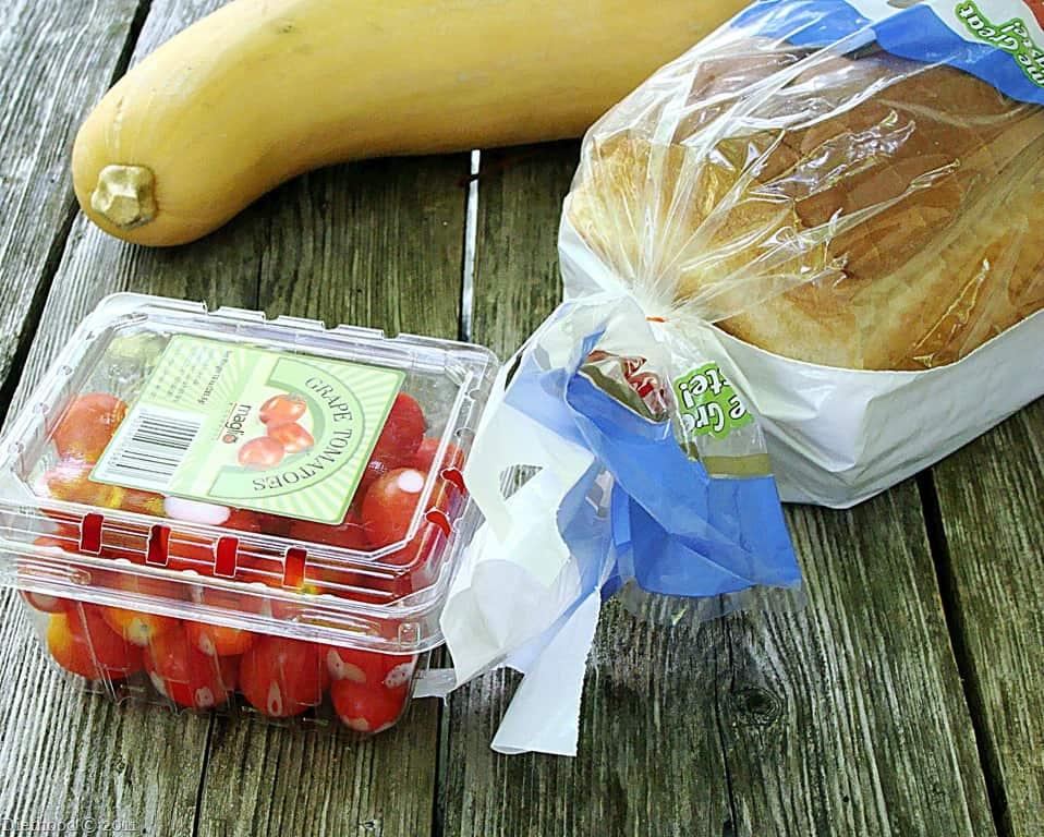 Butternut Squash, Grape Tomatoes, Feta Cheese Quiche Cups | Diethood