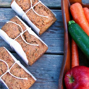 Fruit and Veggie Bread