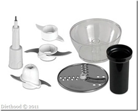 Farberware-12-Cup-Food-Processor-with-4-Cup-Nested-Workbowl-Walmart-Parts 2
