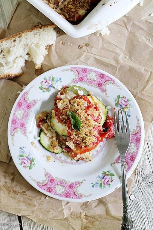 IMG 03431edited Garlicky & Cheesy Quinoa Zucchini Fritters