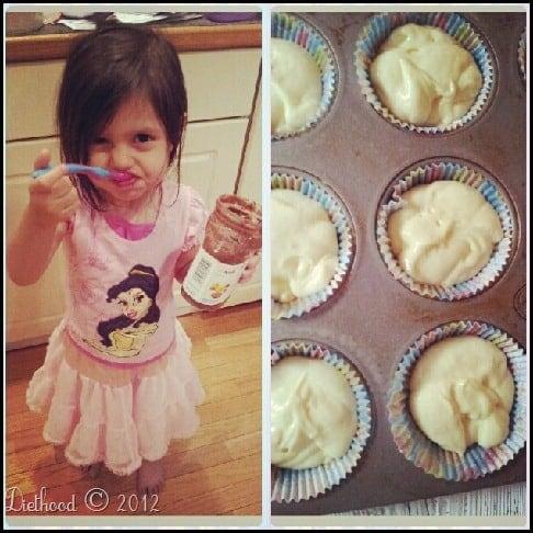 Ana Cupcakes thumb Anas Yogurt Cupcakes with Strawberry Cream Cheese Frosting