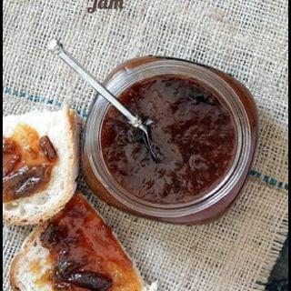 Plum Cardamom Jam