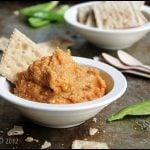 Pumpkin Hummus Dip