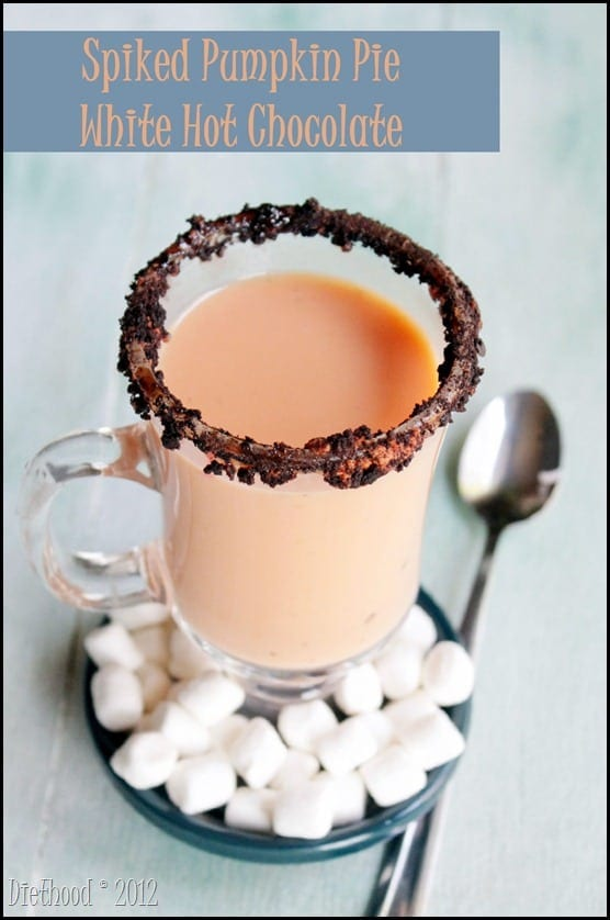 white hot chocolate 3edited titled thumb Spiked Pumpkin Pie White Hot Chocolate