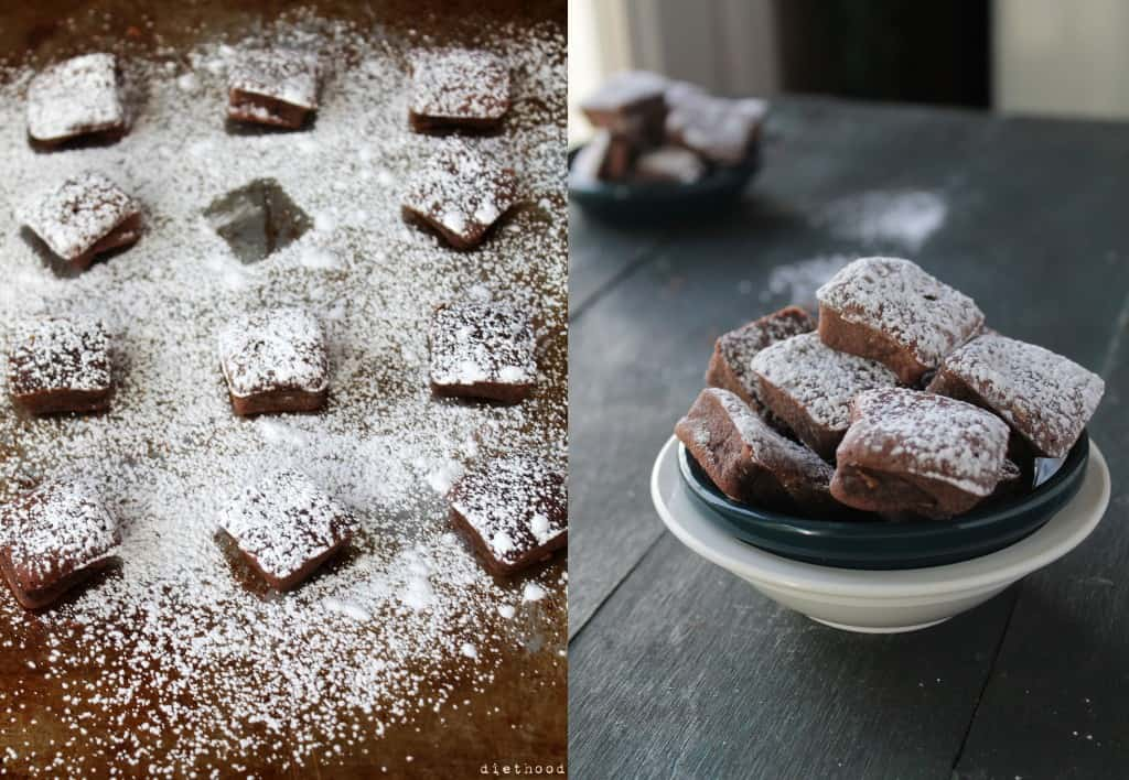 Nutella Bites @diethood #holidays #christmas #baking #cookies