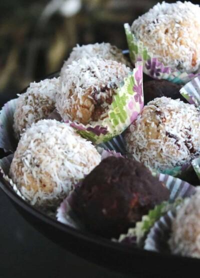 Peanut Butter Cranberry Bites {Gluten-Free Sugar-Free} @diethood