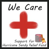 #WeCare Support for Hurricane Sandy Relief Fund
