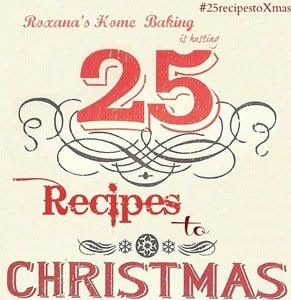 25 Recipes to Christmas White Chocolate Cranberry Tart {#25recipestoXmas}