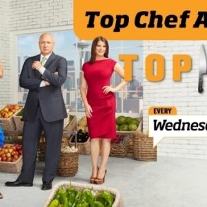 #TopChef Recap and a Food & Wine Magazine Giveaway