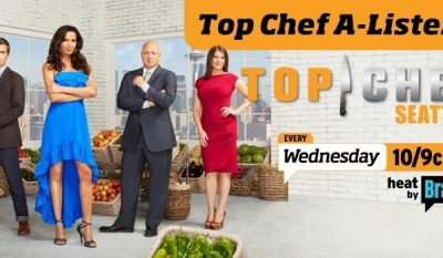 Top Chef A-Listers