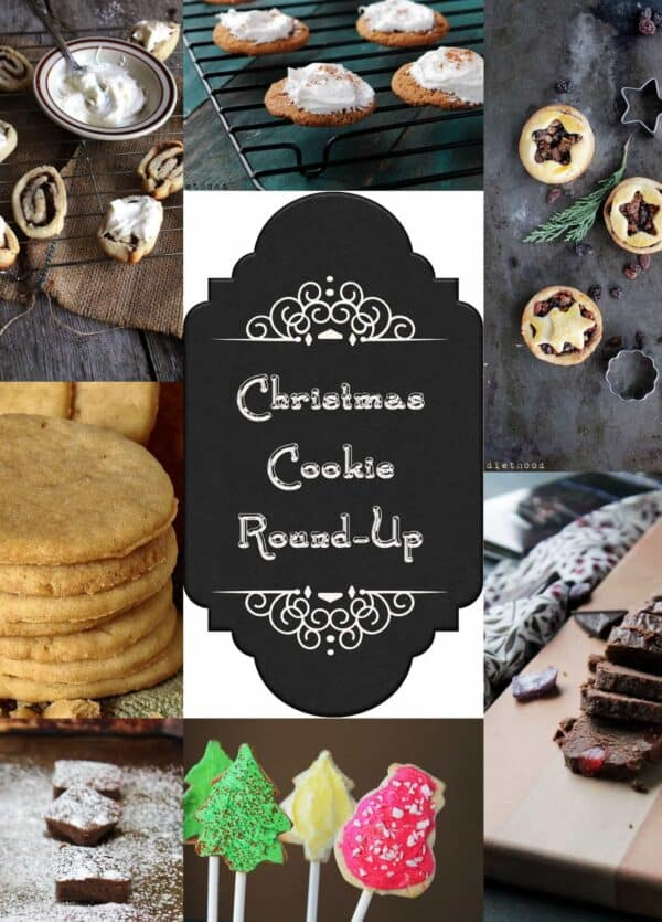 Christmas Cookie Roundup | www.diethood.com | #cookies #christmas #recipes
