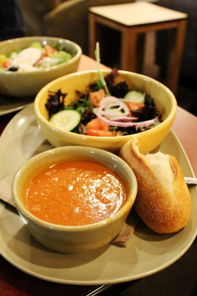 Panera Bread Tomato Soup | www.diethood.com |
