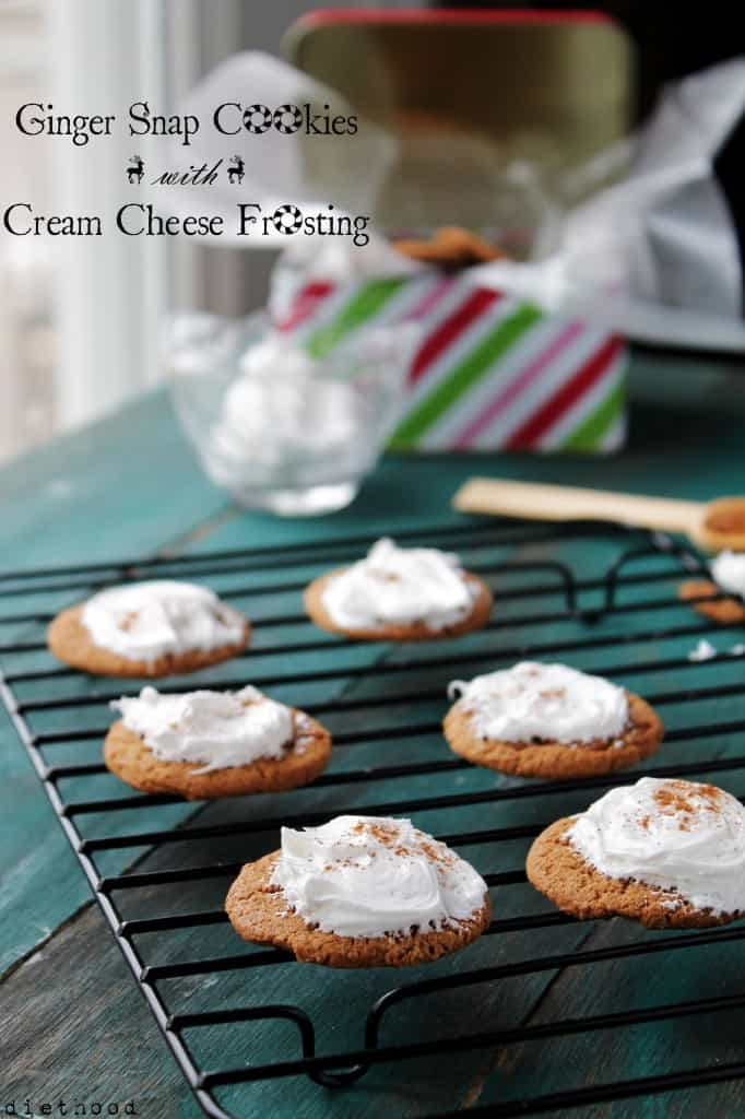 ginger snap 682x1024 Christmas Cookie Round Up