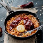 Macedonian Style Baked Beans {Tavce Gravce}