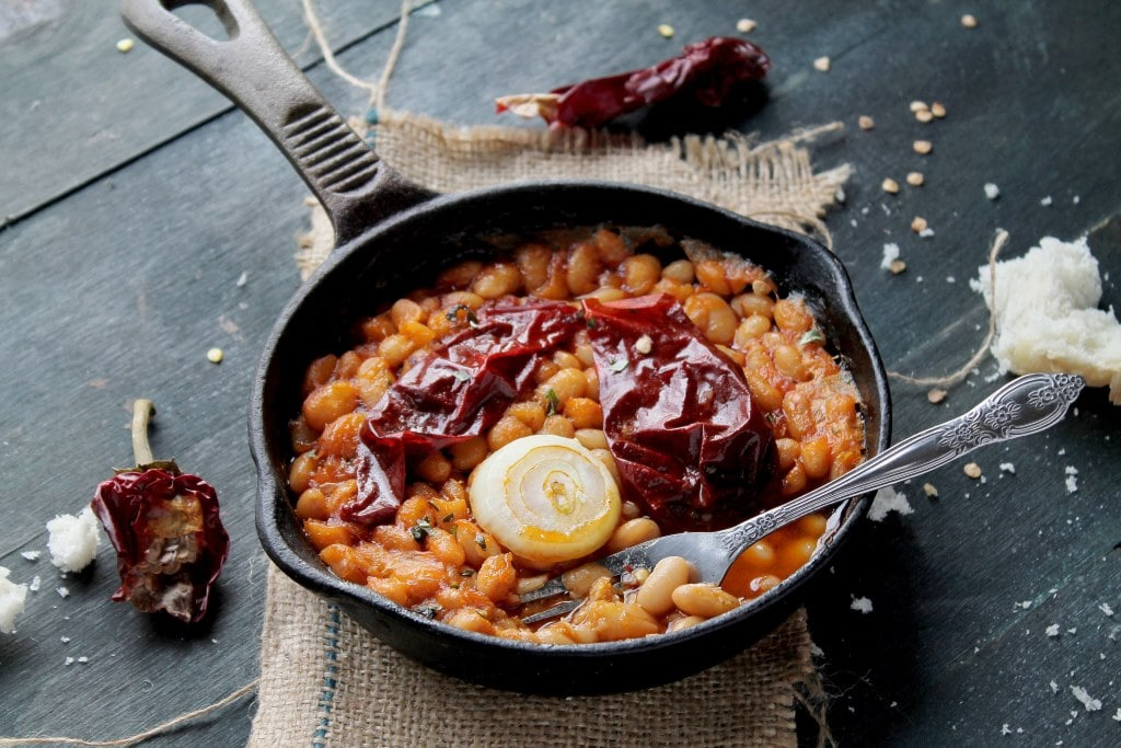 Macedonian Style Baked Beans Tavce Gravce Diethood