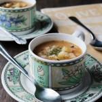 Savory Sundays: Slow Cooker Leek & Potato Soup
