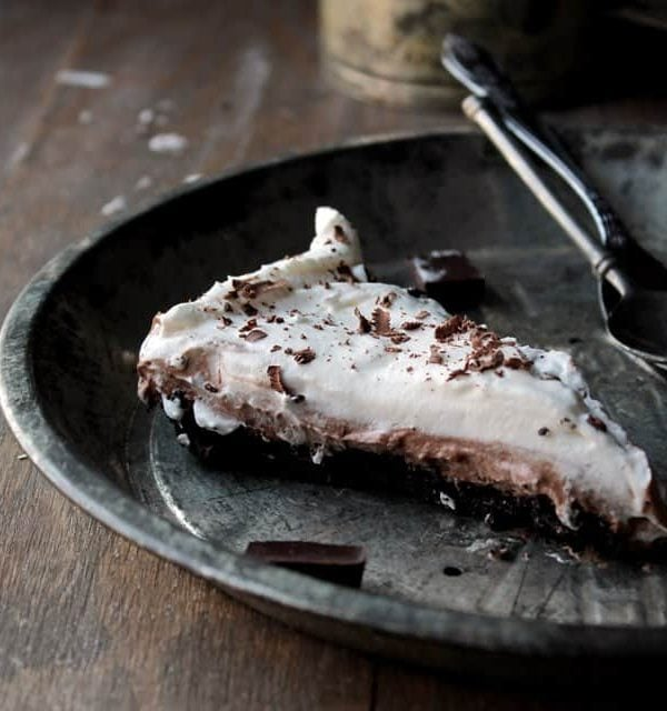 French Silk Tart | www.diethood.com