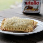 Nutella Pop Tarts | www.diethood.com | #recipe #poptarts #nutella #breakfast