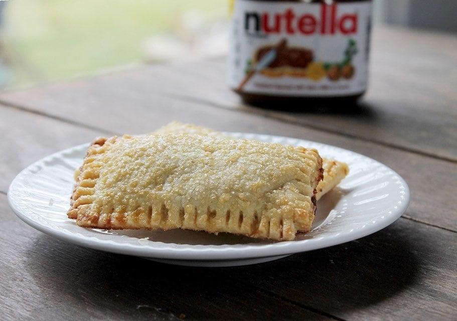 nutella pop tarts wp Nutella Pop Tarts