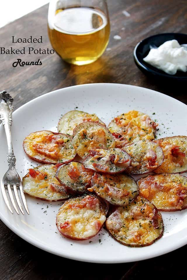 potatoes 9 titledwp Loaded Baked Potato Rounds
