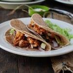 Savory Sundays: Shredded Buffalo Chicken Tacos