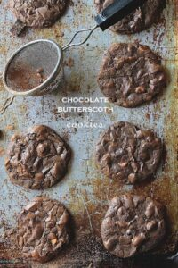 Cookies With Chocolate Chips