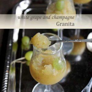 Granita Summer Dessert