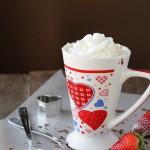 #TopChef Recap + Strawberries and Cream 3 Minute Mug Cake