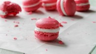 French Macarons with Marshmallow Frosting | www.diethood.com | Sweet, meringue-based sandwich cookies filled with a Marshmallow Frosting | #recipe #macarons #marshmallows #dessert