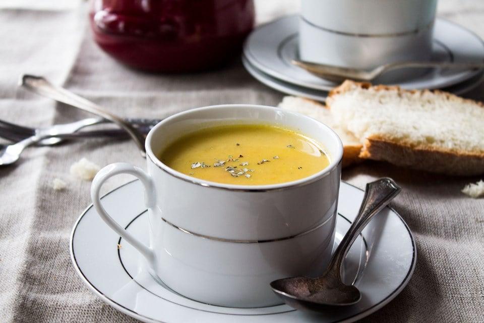 parsnip soup2wp Parsnip and Potato Soup