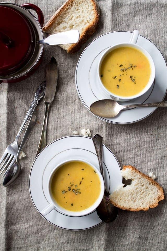 parsnip soupwp Parsnip and Potato Soup