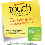 Good Cook Touch Treasure Hunt