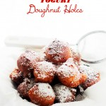 Yogurt Doughnut Holes + 8 Quick and Easy Doughnuts Recipes