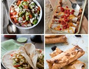 Cinco de Mayo Recipes | www.diethood.com | #recipes #cincodemayo