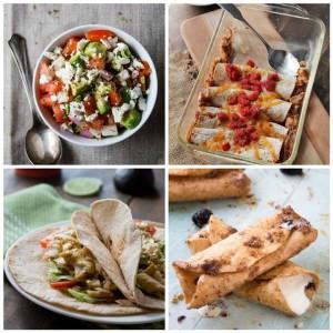 Layered Breakfast Tortilla Pie + More Cinco de Mayo Recipes