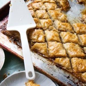 Coconut Baklava Recipe