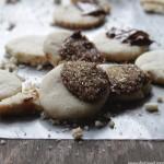 Hazelnut Shortbread Cookies | www.diethood.com | #recipe #cookies #shortbread #nutella