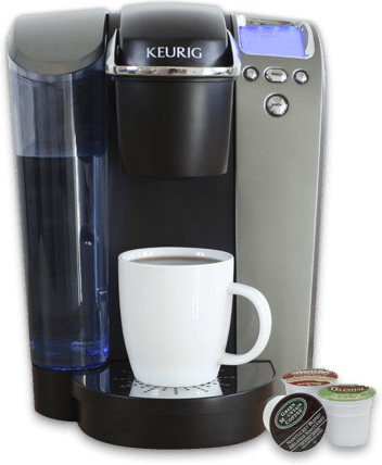 Best Coffee Maker For K Cups : Keurig Brewer Review and a K-Cup Giveaway Diethood