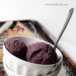 Lemon Blueberry Ice Cream + $400 Sizzling Summer Cash Giveaway