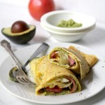 B.L.A.T. Omelette Wrap + Giveaway