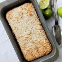 Tropical Banana Pound Cake | www.diethood.com | #poundcake #recipe #banana